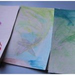 Handmade Watercolor Postcards