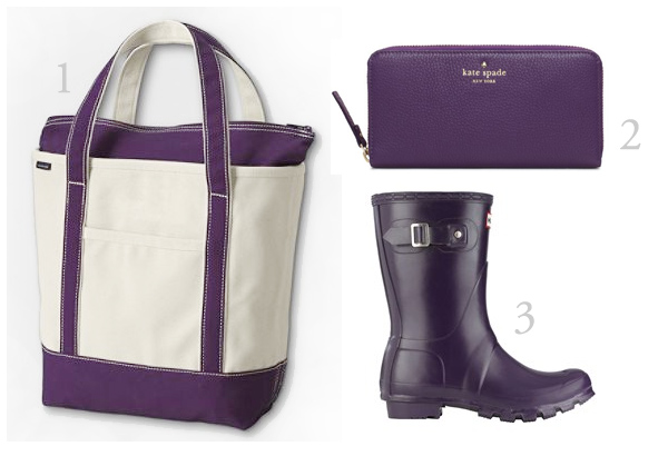 Purple items to love