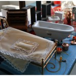 Dollhouse furniture to clean and restore