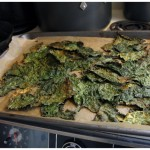 Easy tasty kale chips recipe