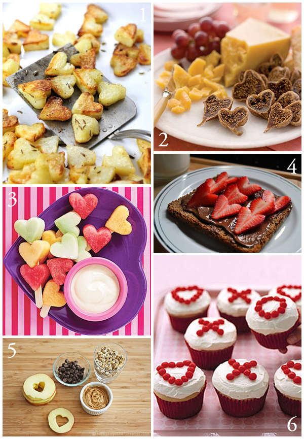 Tasty and Easy Valentine's Day Food Ideas | The Creative Salad