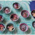 Improved DIY Picture Bottle Cap Magnets